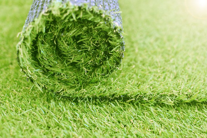 Roll of artificial grass - Nova Landscaping Ballarat